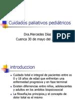 cuidados paliativos pediatricos