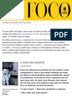 Newsletter - Dezembro de 2012