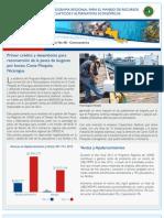Boletin No. 8.  Programa Regional de USAID para el Manejo de Recursos Acuaticos y Alternativas Economicas.