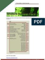 Como deixar visível VDD e VSS no Proteus