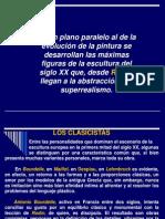 ARTE CONTEMPORANEO DEL S XX