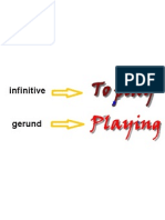 Get knowledge about Infinitive or Gerund