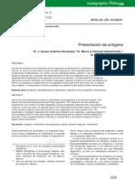 Procesamiento Antigenico  inmunologico