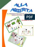 Periodico Diciembre 2012