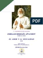 Omraam Mikhael. Sexualidad Iniciática y el Amor