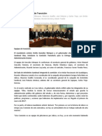 16-12-2012 Presentan Comisión de Transición