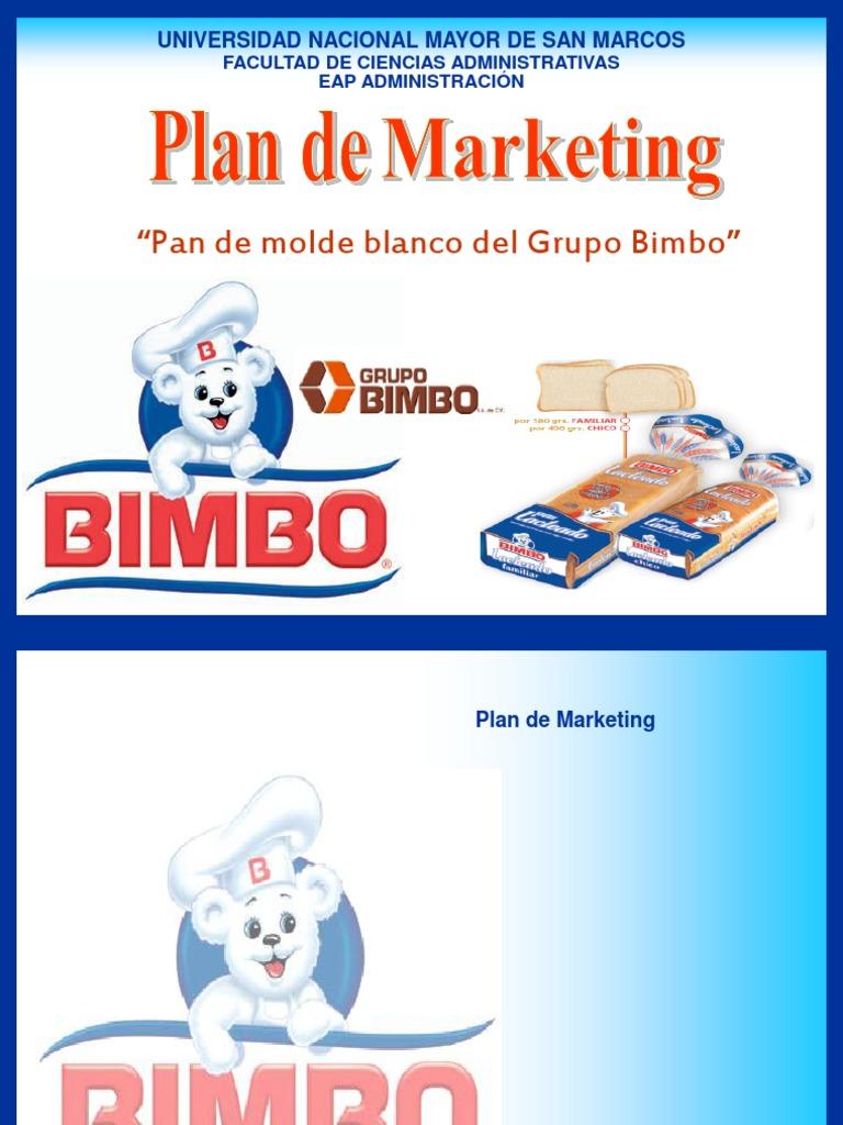 Plan de mk xpo bimbo ccuart Choice Image
