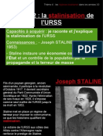 PreAO P2-Th4 S2 Stalinisation