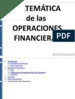 Matemática Financiera I