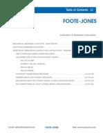 Foote-Jones Lubrication manual