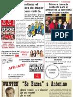 Bollullos Socialista febrero 2009