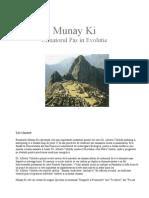 Ritualurile Munay Ki
