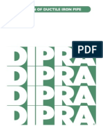 DIPRA Design of DI Pipe