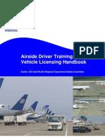 airside driver training handbook