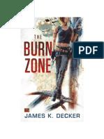 The BURN ZONE Excerpt for Scribd