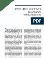 O novo historicismo