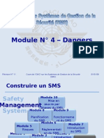 Oaci Sms Module n° 4 – Dangers 2008-11 (Pf)