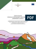 Boschi Italiani Strategie Di Mitigazione Adattamento Ai Cambiamenti Climatici ReteRuraleNazionale