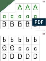 Alphabetkaertchen