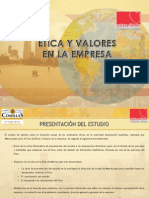 Etica y Valores Empresa