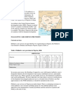 Nigeria Country Report