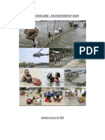 Kosi Floods 2008 an Overview by Ssvk Updated on 23rd January 2009