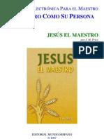 Jesus El Maestro