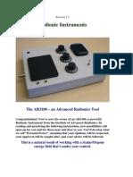 AR3100 Manual