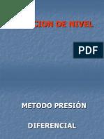 medición de nivel