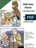 Onde Jesus Nasceu - Where Jesus Was Born