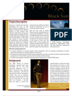 Black Sun Newsletter!
