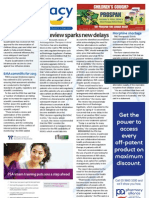 Pharmacy Daily for Wed 19 Dec 2012 - Pradaxa delay, Morphine shortage, Aussie kidney breakthrough, Health and Beauty and much more...