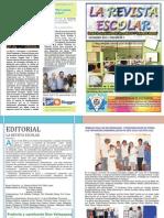 """La Revista Escolar de la E.P.E.S. Nº 3 """"Enrique de Ibarreta"""""""