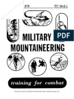 TC 90-6-1 Military Mountaineering (training for combat)(1976 Sep)