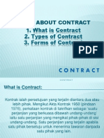 All About Contracts