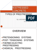 Presentation on Systems of Prestressing