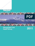 development, index, nepal 2069