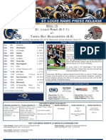 Week 16 - Rams at Buccaneers