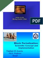 9.4 Block Periodization by Vladimir B. Issurin