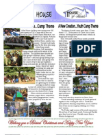 House Of Friends newsletter Dec 2012