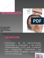 Meningitis Internado