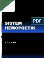 Sistem Hemopoetik