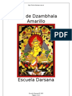 sadhana dzambhala amarillo