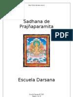 sadhana prajñaparamita
