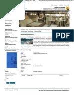 Situ « Direktori Infrastruktur « Direktori Data dan Informasi Kementerian Pekerjaan Umum « Perpustakaan Kementerian Pekerjaan Umum