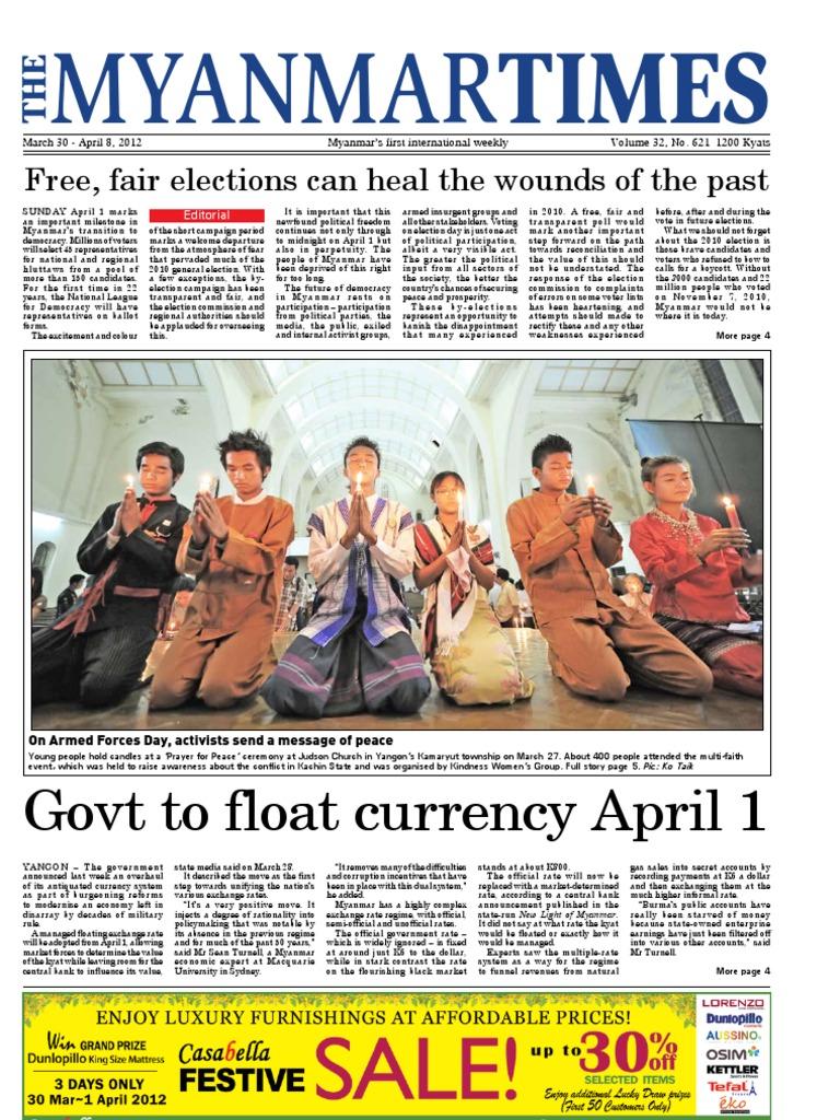 201232621 Industrial Policy Myanmar Nuku Sydney Red Glossy Heels Merah 38