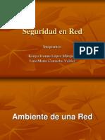 Seguridad en Red