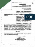 Pedro Huilca Tecse-Corte Interamericana de Derechos Humanos y Reparación Civil