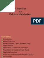 Calcium Metabolism New 15-6