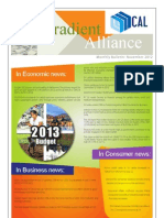 News Bulletin - November 2012